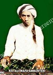 Hadrotus Syeikh Ali Wafa Muharror Ambunten Sumenep