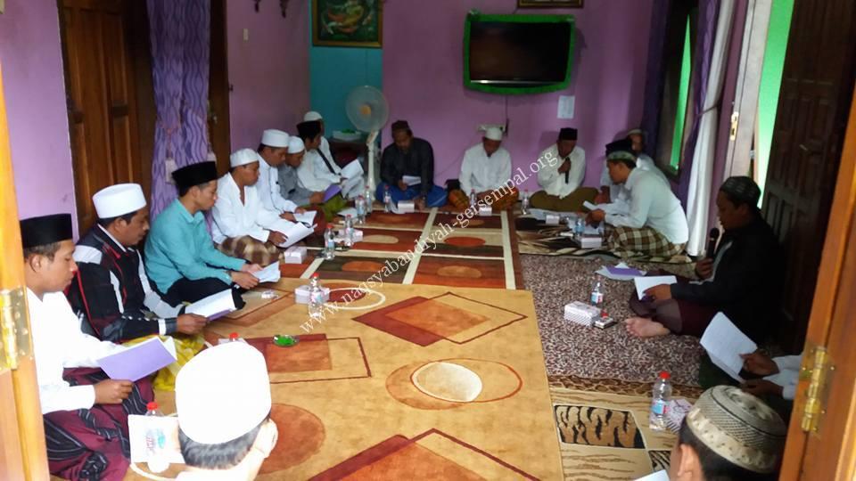 Pengurus SITQON Bali melaksanakan kegiatan Bulanan
