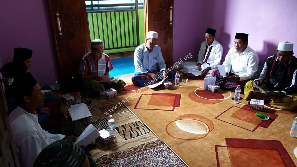 Dokumentasi kegiatan SITQON Bali, dikediaman Ust. Duri Efendi