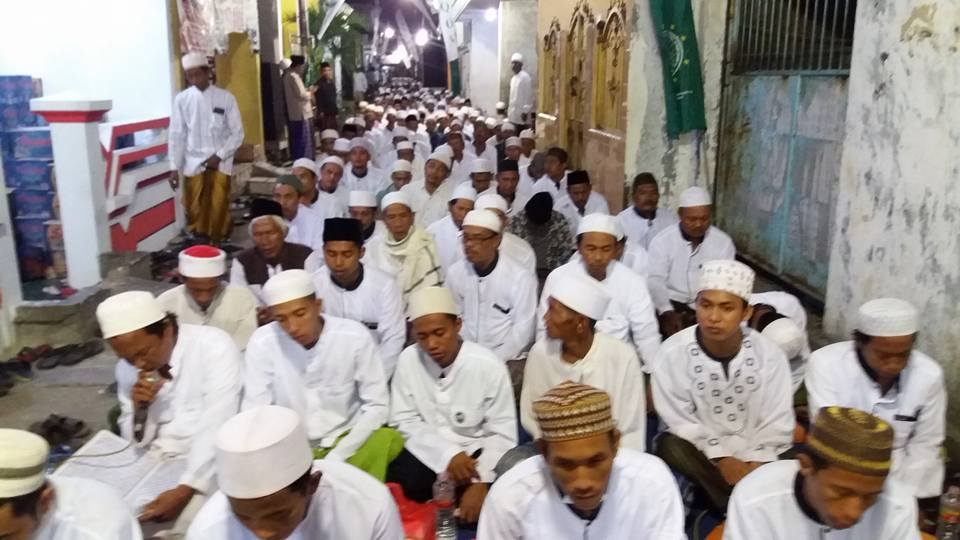 Kegiatan SITQON Surabaya dan IS'AD II Al-Wahidiyah