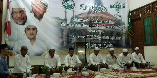 PW. NU dan SITQON Bali, peringati HUT Kemerdekaan Indonesia ke-72 di Denpasar