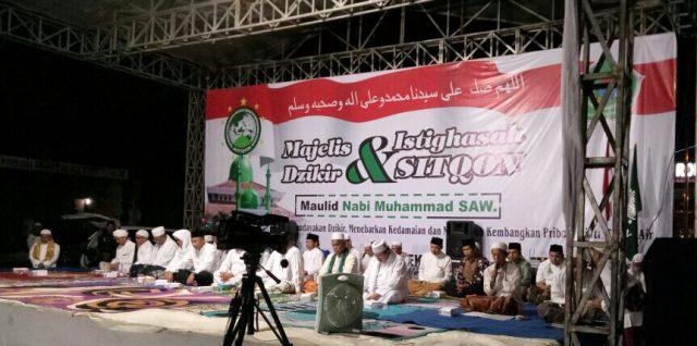 Maulid Akbar di Pendopo Pamekasan dihadiri dari berbagai tokoh penting