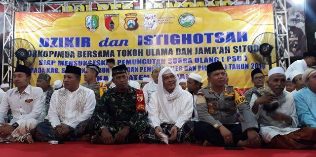 Bupati Sampang: Dzikir dan Istihotsah sebagai sarana Ukhuwah Islamiyah