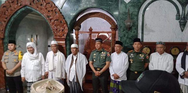 Istighotsah SITQON menggema di Masjid Agung & Alun-alun Kota Malang