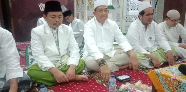 Peringatan Isra' Mi'raj di POLDA Bali, jadi momentum menjaga kerukunan antar Umat Beragama